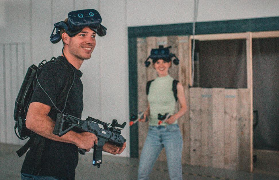Epix VR Arcade